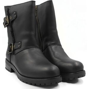UGG Niels Women's Leather Boot Size 10